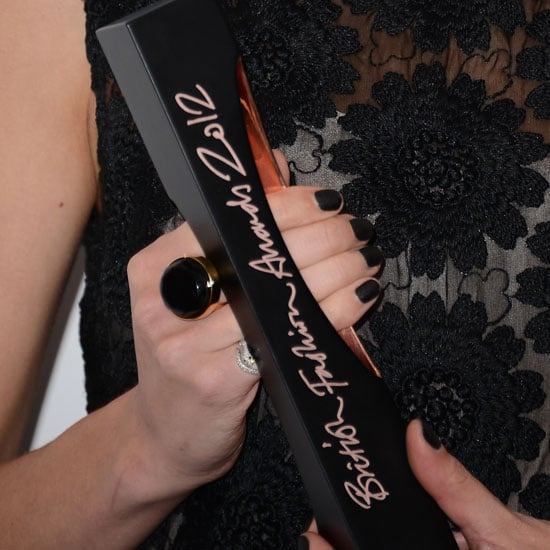 Which Celebrity Caused a Waiting List Frenzy For This Leather-Effect Nail Polish?
