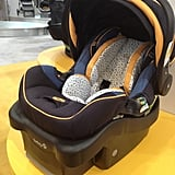 "Safety 1st's Advance 70 Infant Seat features the company's ""Air Protect Plus"" to keep kids up to 35 pounds safe in their seat."