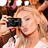 Victoria's Secret Fashion Show 2017 Backstage Beauty Looks