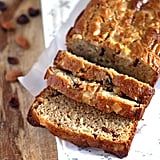 Apple Cranberry and Almond Quick Bread