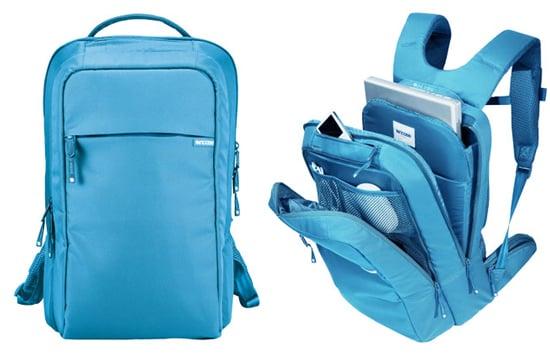 New InCase Nylon Backpack Holds MacBooks, Peripherals