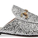 Gucci Princetown Glitter Slipper