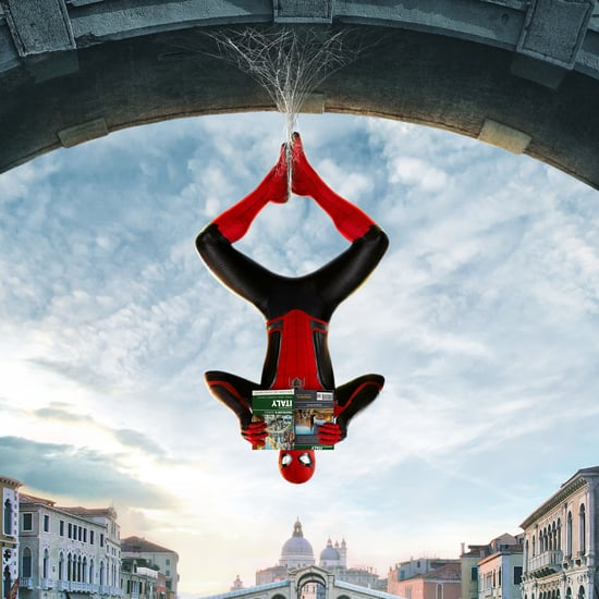 Spider-Man: Far From Home IMAX Poster Memes