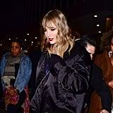 Taylor Swift Prada Combat Boots