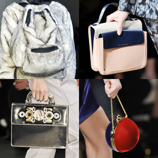 Best Bags London Fashion Week Fall 2014