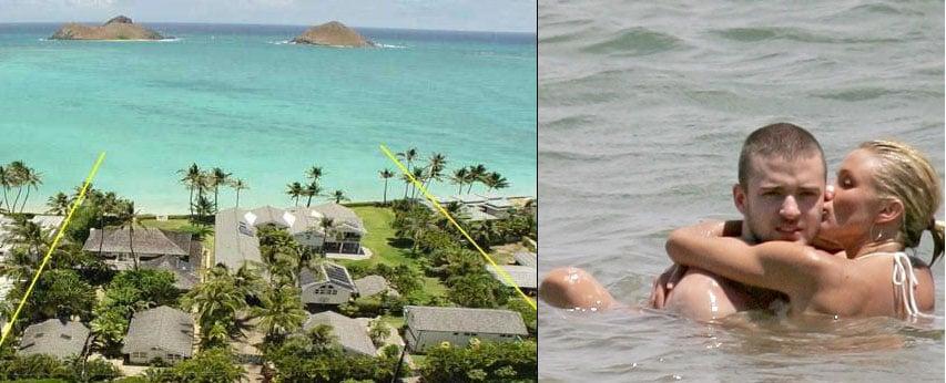 JT and Cammie's Hawaiian Love Nest