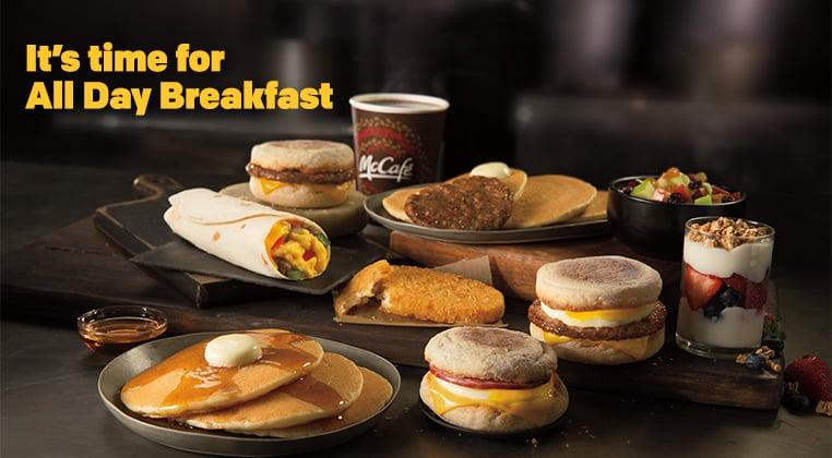 Mcdonald S Breakfast Calorie Breakdown Popsugar Fitness