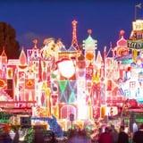 Holiday Hyperlapse at Disneyland Park