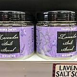 Lavender Salt Scrub ($6)
