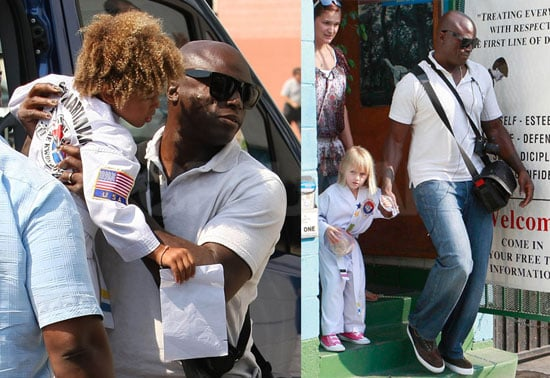 Photos of Seal and the Kids