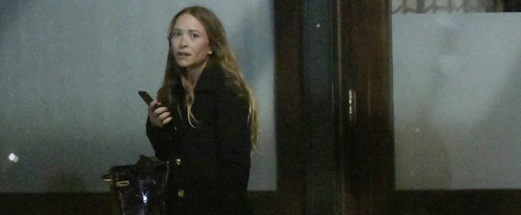 Mary-Kate Olsen Wearing Louis Vuitton Archlight Sneakers