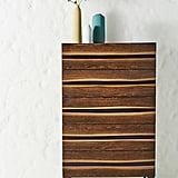 Prana Live-Edge Five-Drawer Dresser
