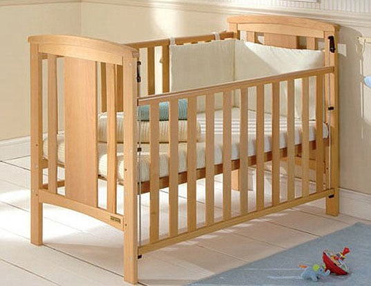 Drop Side Cribs Banned