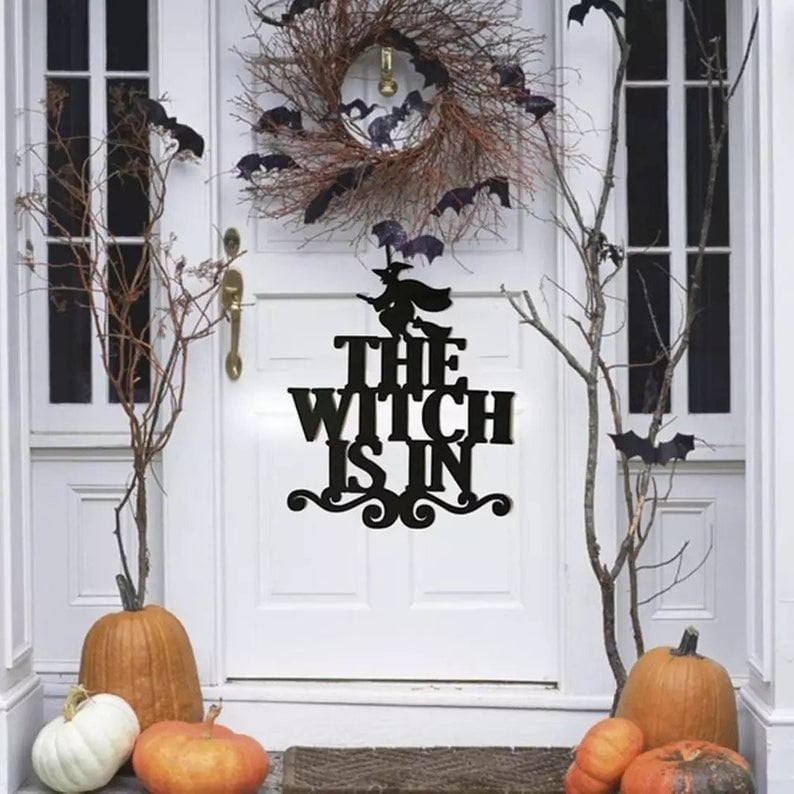 75 Etsy Halloween Decorations That Have Us Positively Spellbound
