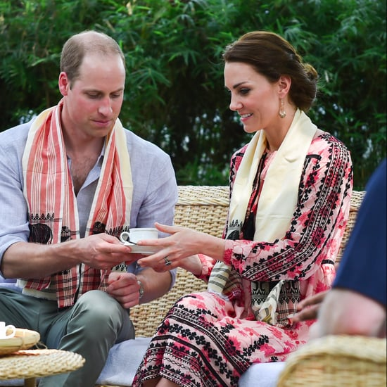 The Duchess of Cambridge's Favourite Foods