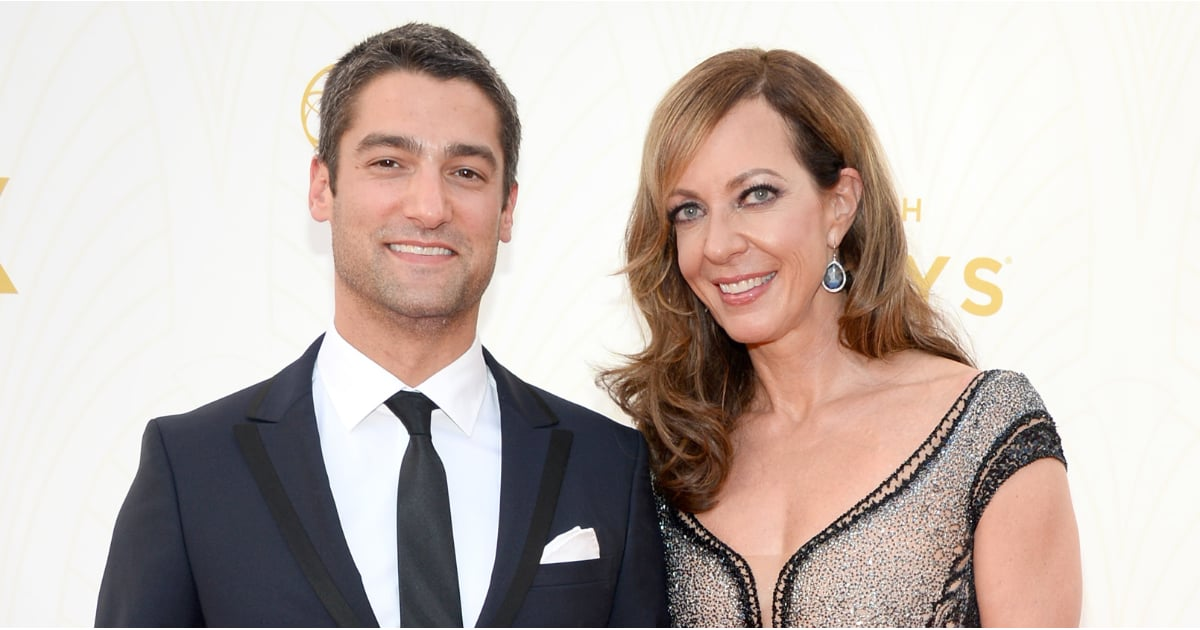 Allison Janney's Boyfriend Philip Joncas | POPSUGAR Celebrity
