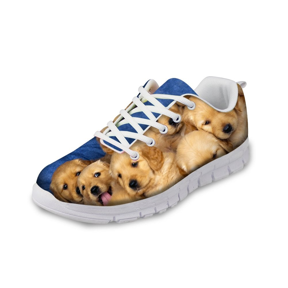 Hugs Idea Cute Pet Dog Running Shoes