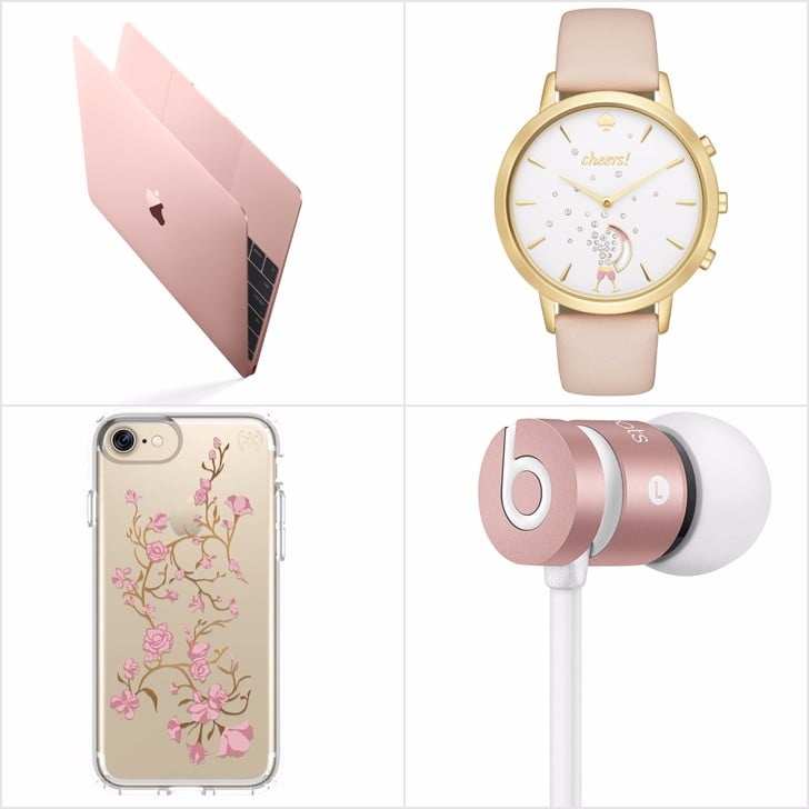 Rose Gold Tech Gifts