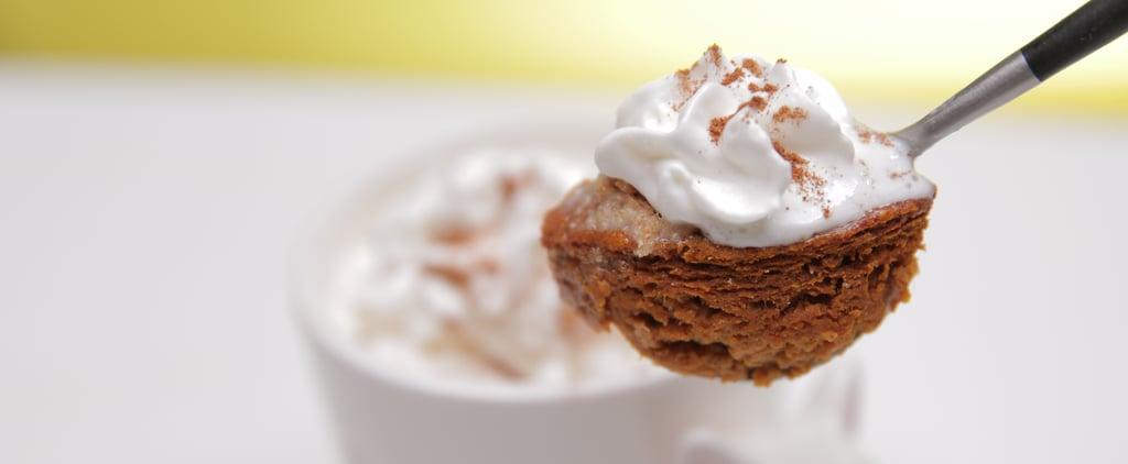 Microwave Mug Pumpkin Pie in 3 Minutes