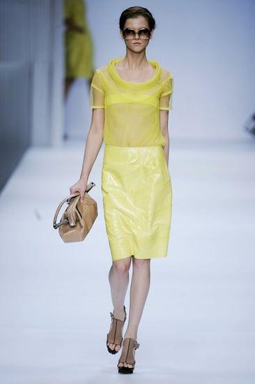 Paris Fashion Week: Celine Spring 2009