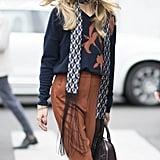 Olivia Palermo's Fall Street Style
