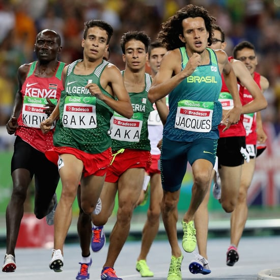 4 Paralympic Runners Finish Faster Than Olympians