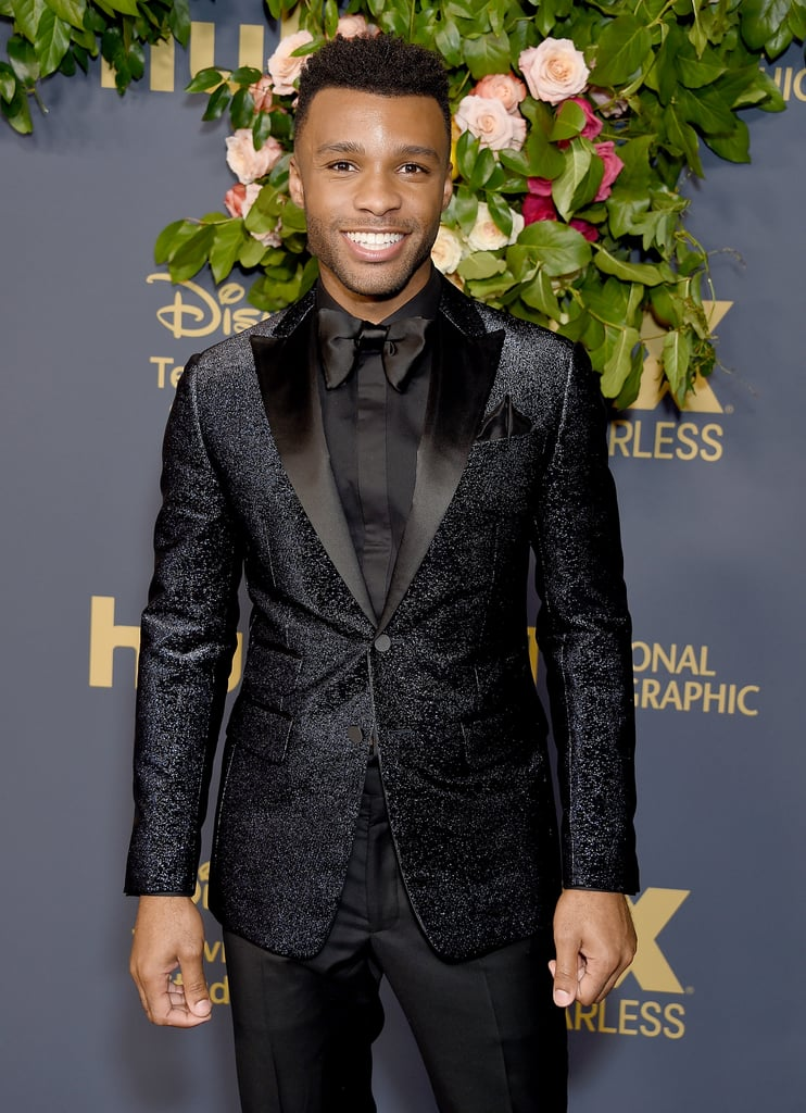Dyllon Burnside at the 2019 Emmys