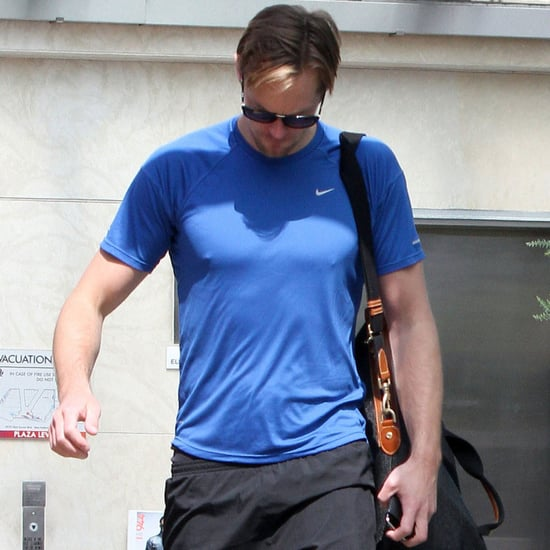 Pictures of Alexander Skarsgard at Equinox