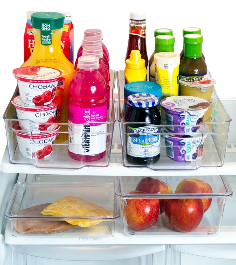 Misc Home Refrigerator Organizer Bins