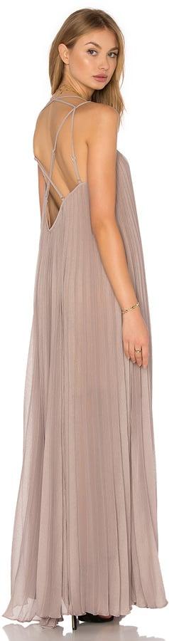BCBGMAXAZRIA Isadona Maxi Dress ($298)