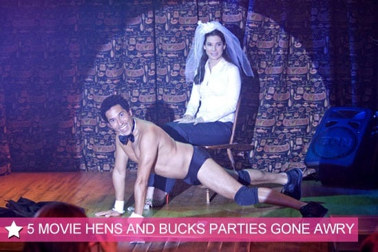 Hens nights and Bucks parties gone wrong on the Big Screen