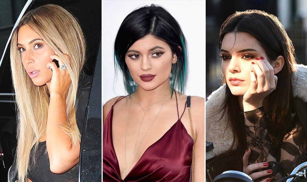 Best Kardashian Beauty Moments of 2014