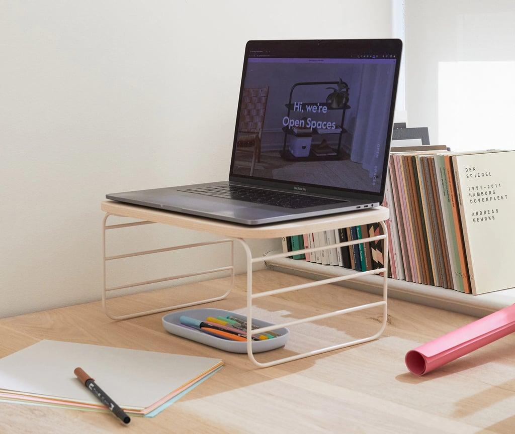 Open Spaces Shelf Risers