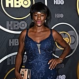 Sufe Bradshaw at HBO's Official 2019 Emmys Afterparty