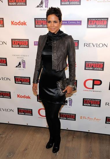 Halle Berry hosts an ''Evening of Awareness''