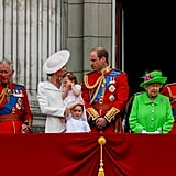 Apart from big occasions such as Trooping the Colour or the birth and christening of his sister, George is kept away from big groups of cameras being pointed at him. Family members and trusted photographers are on hand to capture holidays and milestones. If paparazzi overstep the mark, legal action is taken.