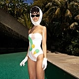 Oceanus Pearl Swimsuit
