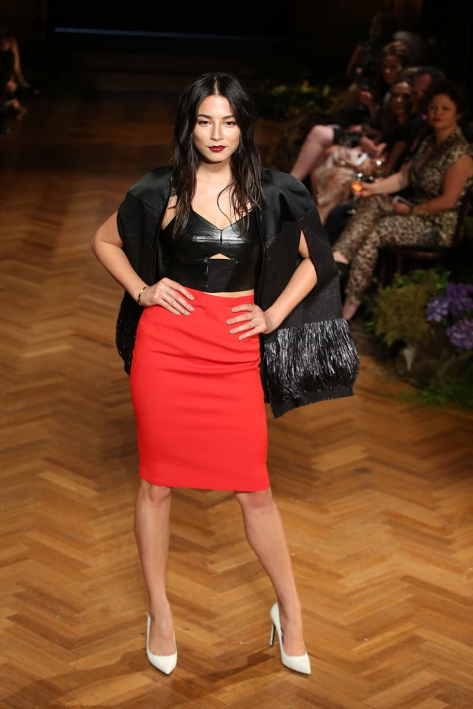 Jessica Gomes in Ginger & Smart