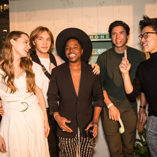 Behind the Scenes at the Looking For Alaska Premiere Party