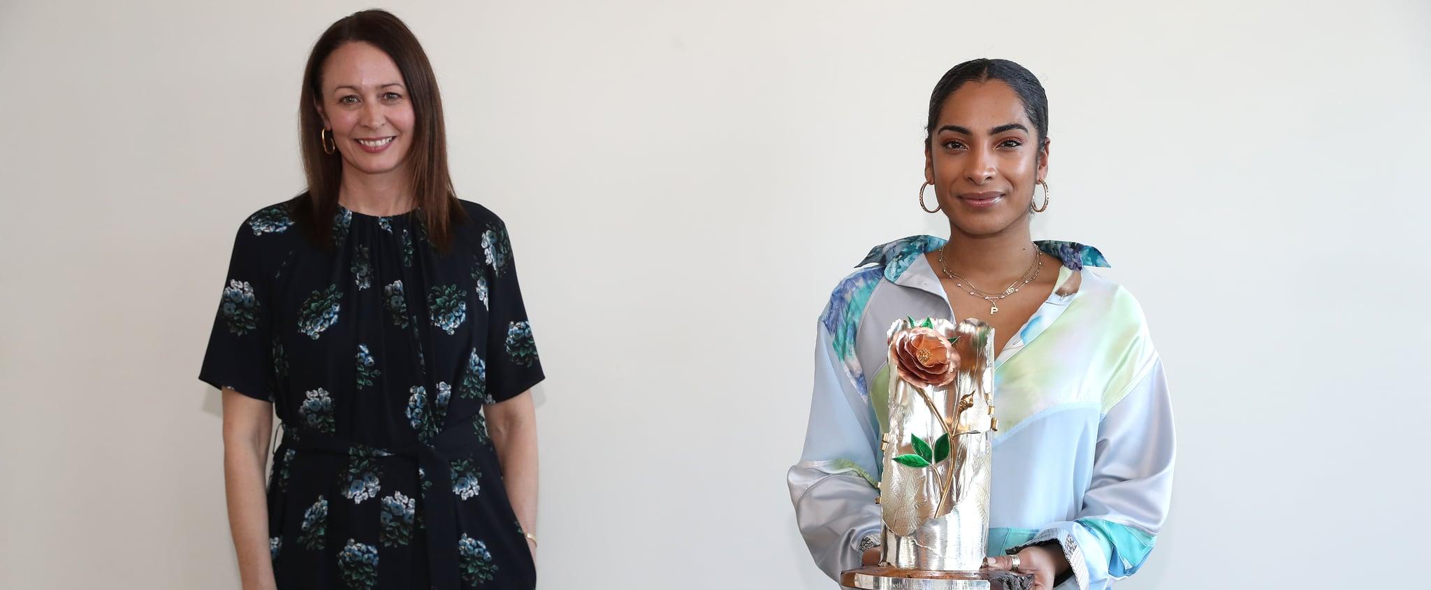 Priya Ahluwalia Wins the 2021 Queen Elizabeth II Award
