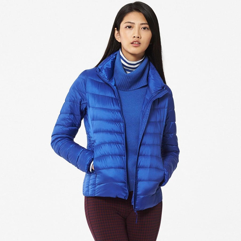 Uniqlo Down Jacket ($70, originally $80)