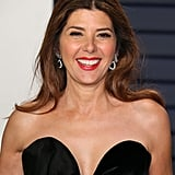 Marisa Tomei at the 2019 Vanity Fair Oscars Party