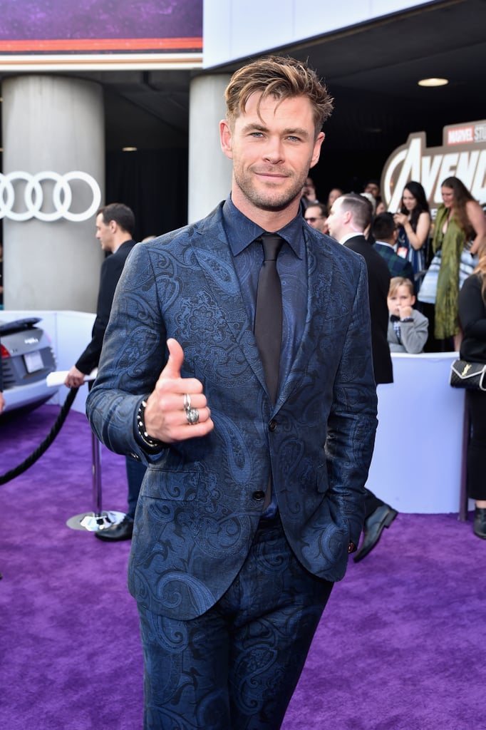 The Avengers: Endgame Premiere Doubled as Date Night For Some Super Hollywood Couples