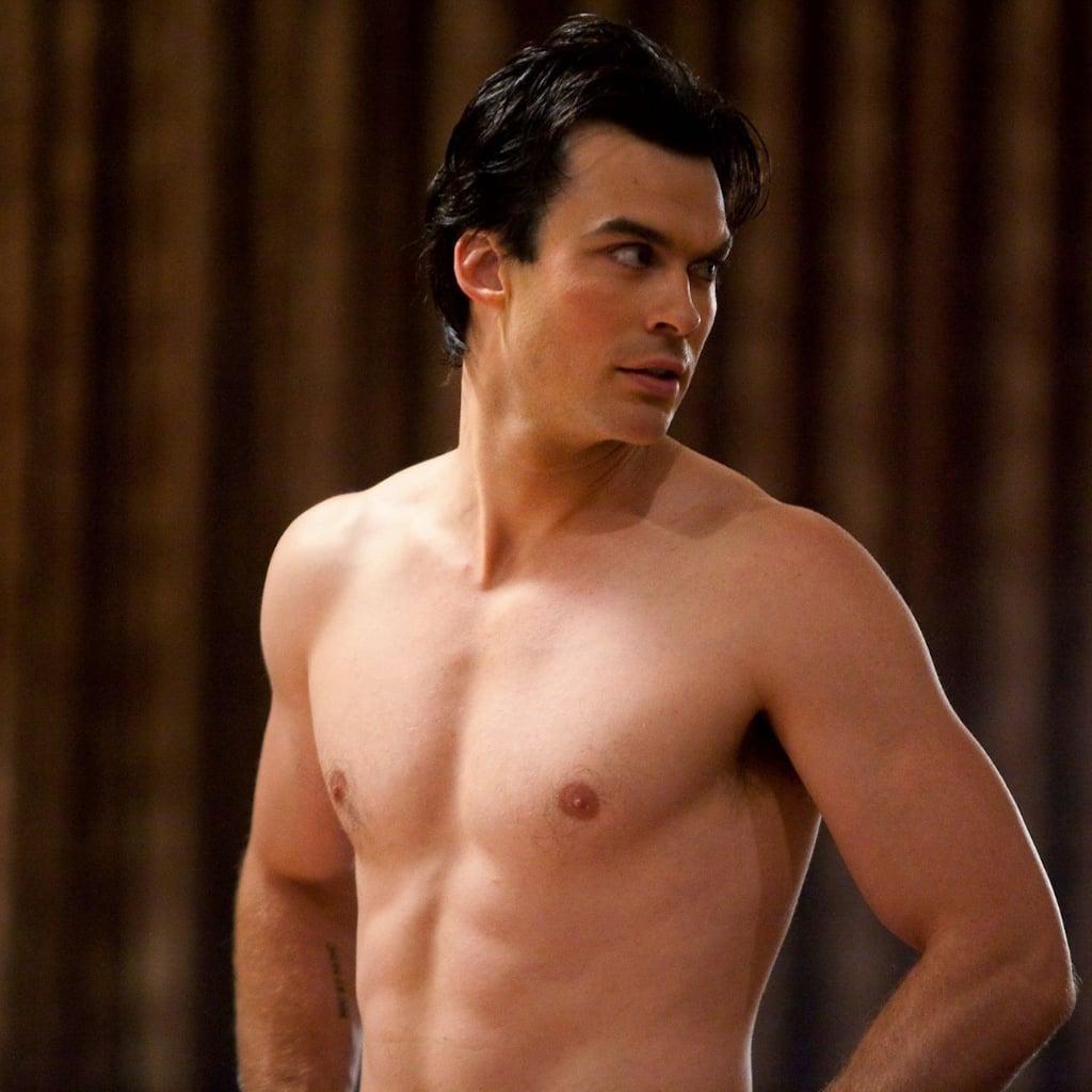 Sexy naked vampire men something
