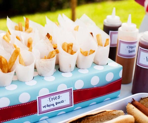 Big Day, Little Bites! 20 Fun Food