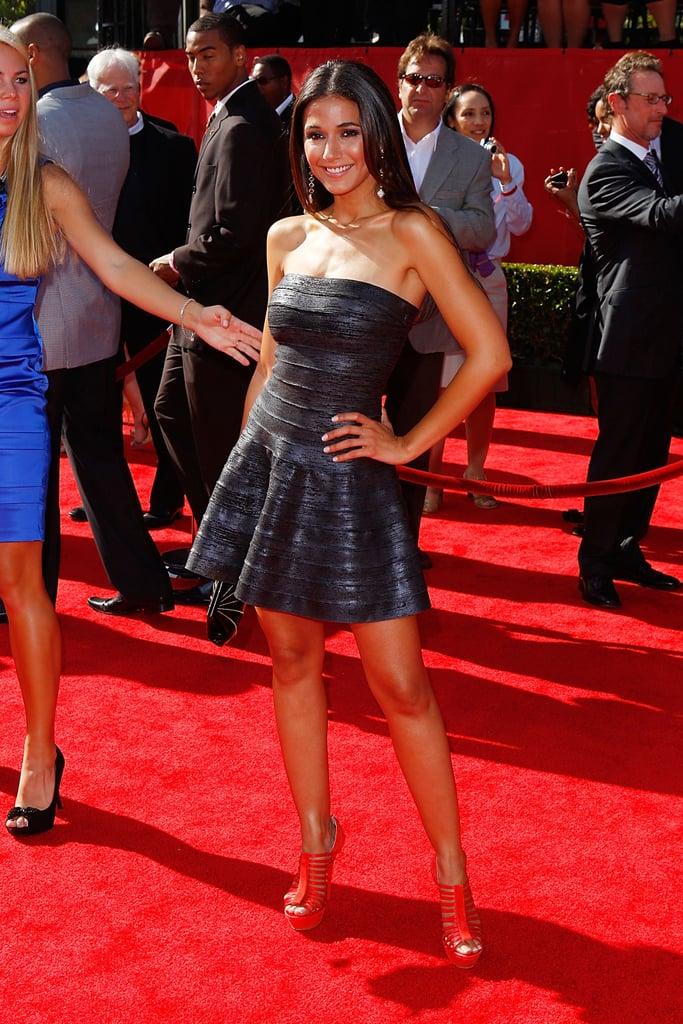 ESPY Awards Red Carpet: Selena Gomez, Kerry Washington, Brooklyn Decker and More Sexy Celebrities!