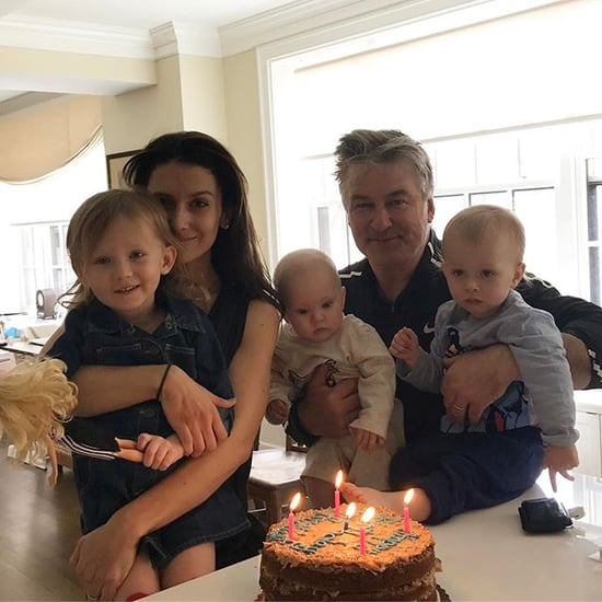 Hilaria Baldwin June 2017 Interview