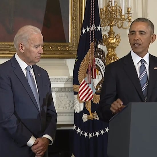 Obama Gives Biden Presidential Medal of Freedom (Video)