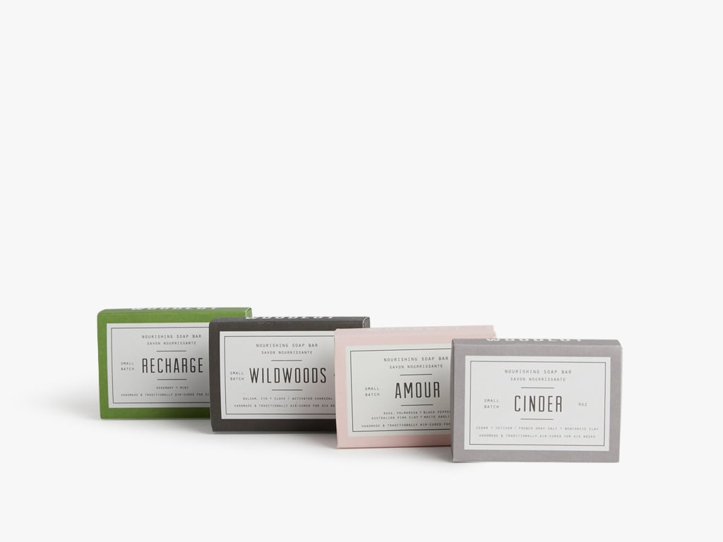 Woodlot Nourishing Soap Bar