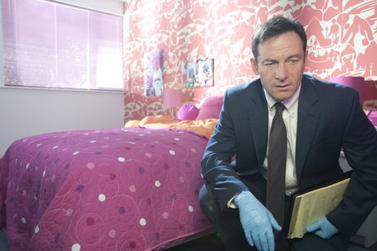 Jason Isaacs as Michael Britten in Awake.
